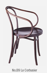 groups chairs - thonet