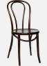http://www.thonet.com.au/wp-content/uploads/2012/03/No18_Thonet2_customembseat_MI1.png#No.18 Thonet with Dark Oak finish and Classic Embossed seat