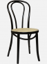 http://www.thonet.com.au/wp-content/uploads/2012/03/No18_Thonet3_customblkcane_MI1.png#No.18 Thonet with hand woven cane seat