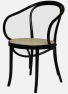 http://www.thonet.com.au/wp-content/uploads/2012/03/NoB9_lecorbusier_caneblk_MI.png#No.B9 Le Corbusier with Black finish and cane seat