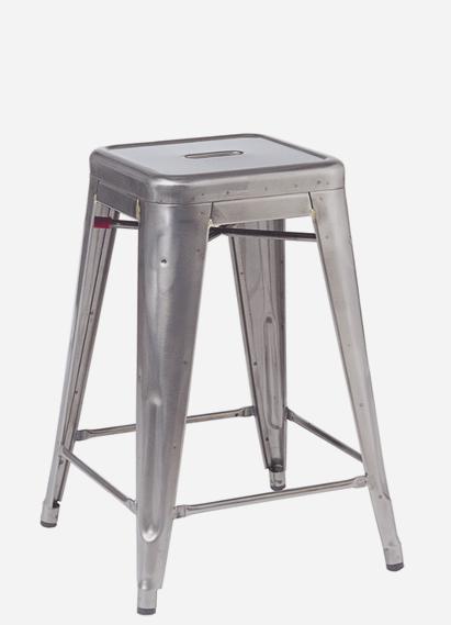tolix stool 65cm tabouret thonet. Black Bedroom Furniture Sets. Home Design Ideas